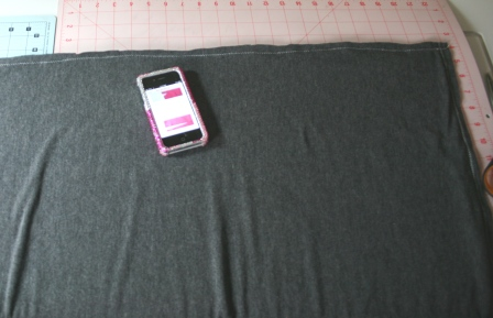 sewing a maxi dress I pinned on Pinterst #fromp2p