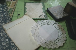 #30sw paper crafting tag for 30 simple wishes