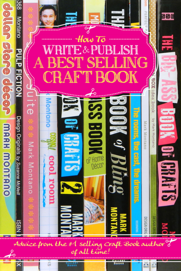 mark montano how to write and publish a best selling craft book