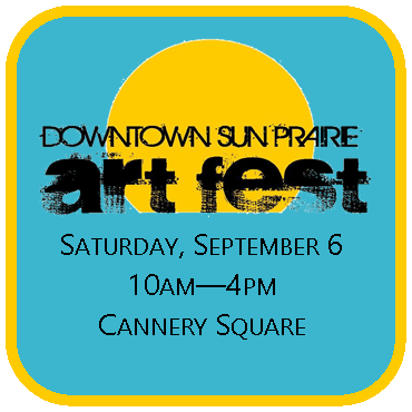 sun prairie wi art fest cannery square art fair