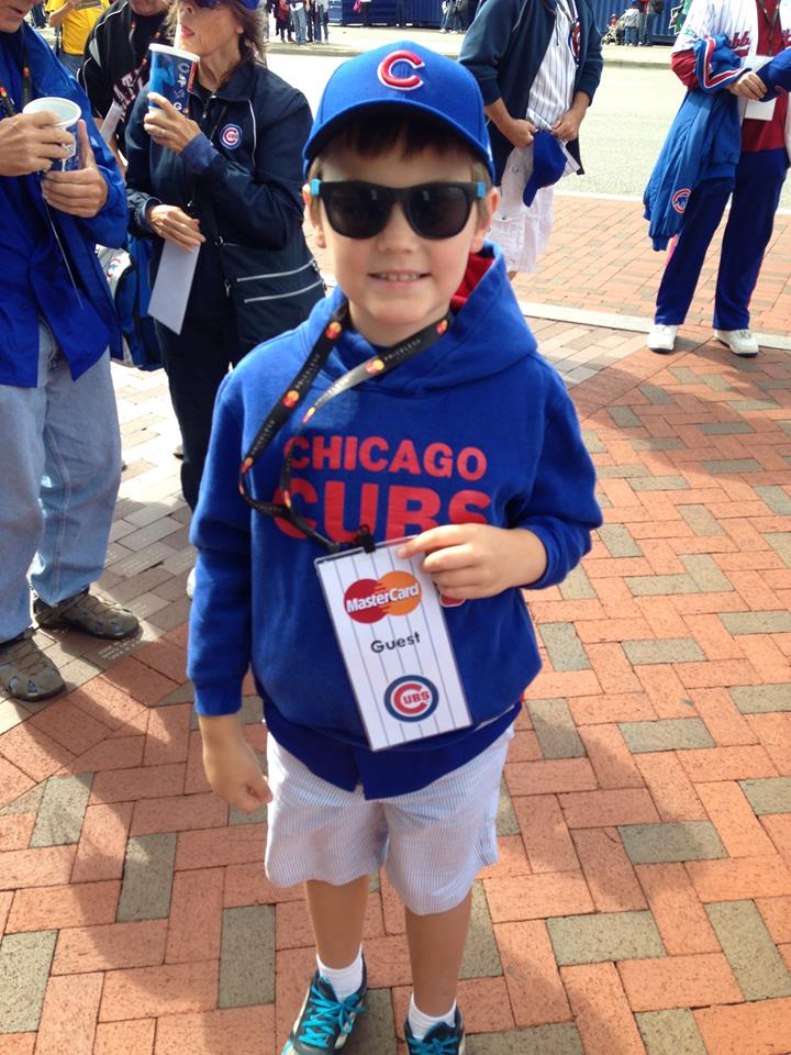 jacob cubs game