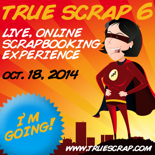 true scrap 6, lain ehmann, true scrap, giveaway