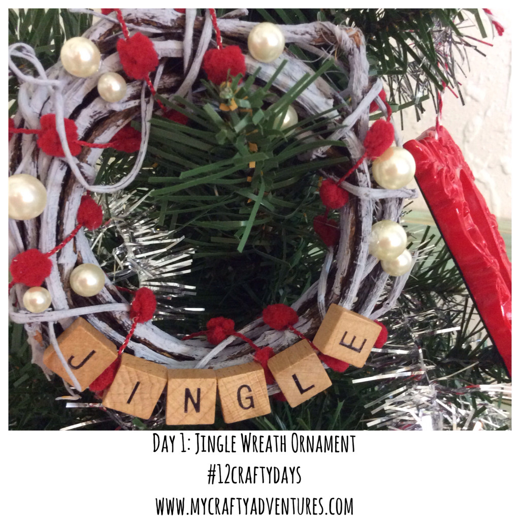 diy holiday ornament for Christmas