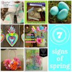 #thursdiy 7 projects for spring!!!