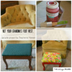 upcycle, chalk paint, plaid enterprises, diy, make, create, furniture, decor, home decor